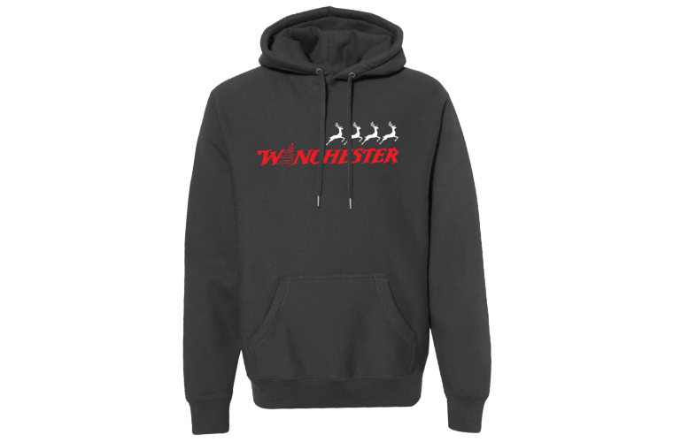 Winchester Christmas Hoodie M