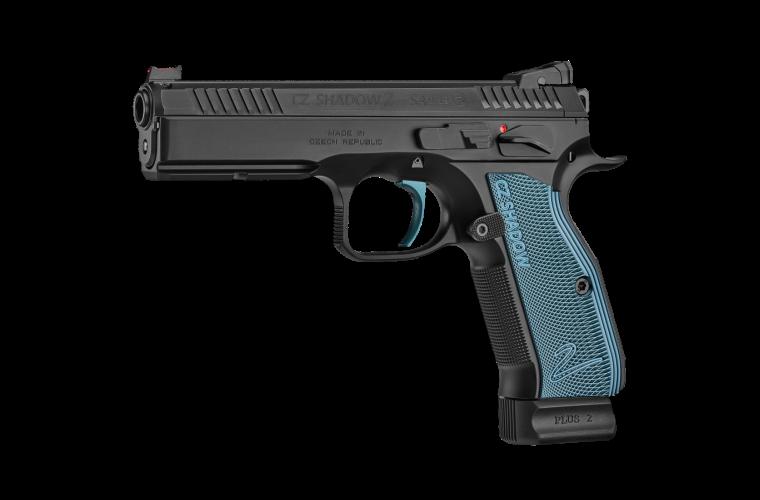 CZ 75 SP-01 Shadow 2 9MM SA 120mm, 2 S/Mags 10rnd Mag