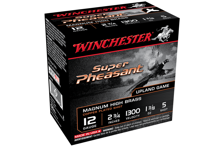 Winchester Super X Pheasant 12 5 2-3/4