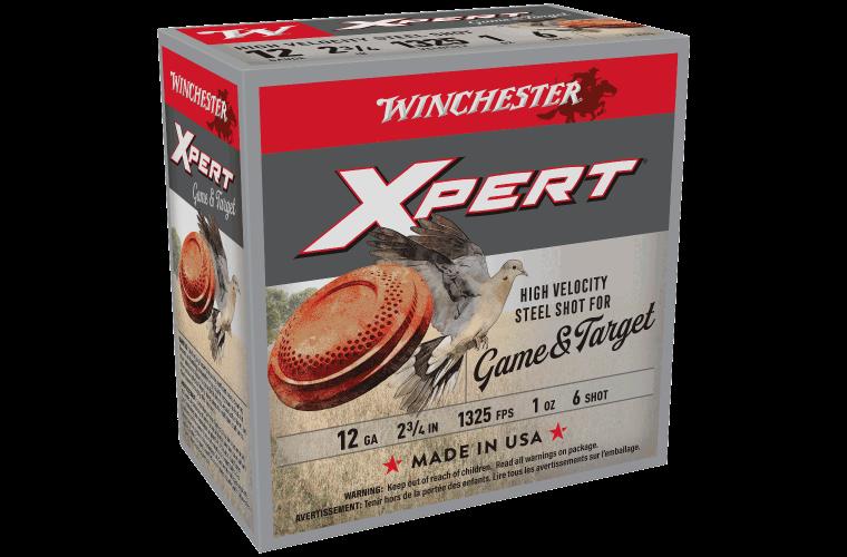 Winchester Xpert Target 12G 6 2-3/4