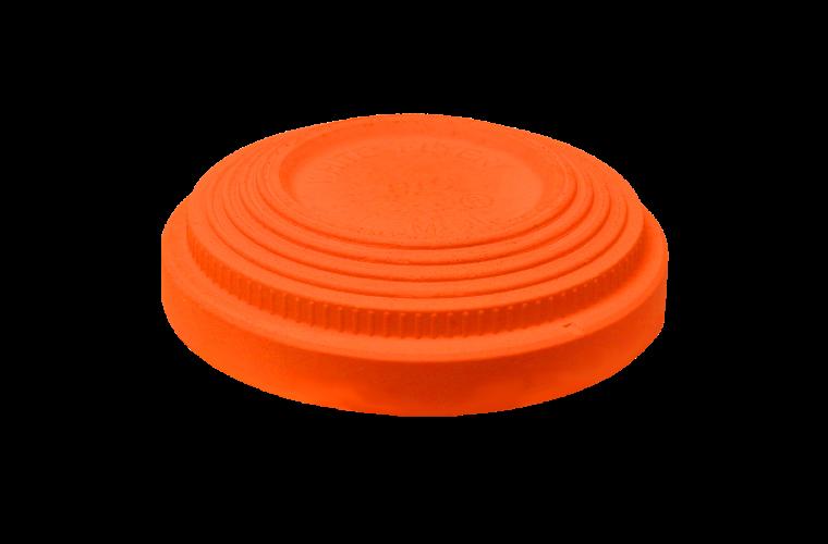 White Flyer Blackout All Orange Midi Clay Targets