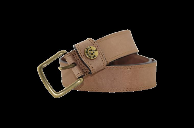 Browning Slug Belt Tan - Size 34