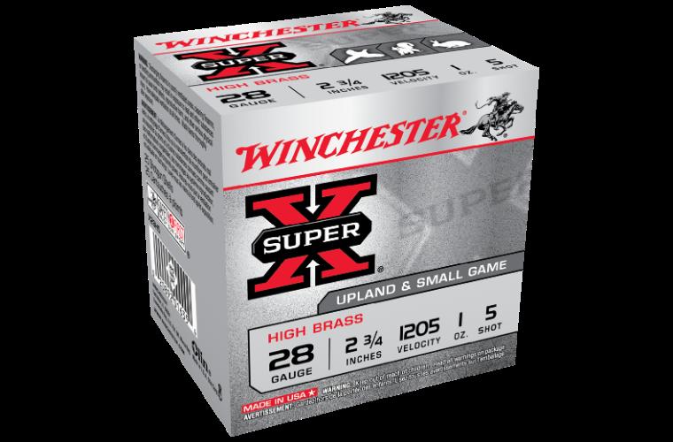 Winchester Super X 28G 5 2-3/4