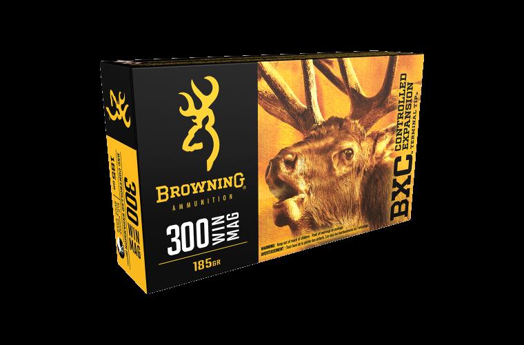 Browning BXC 300WM 185gr CETT