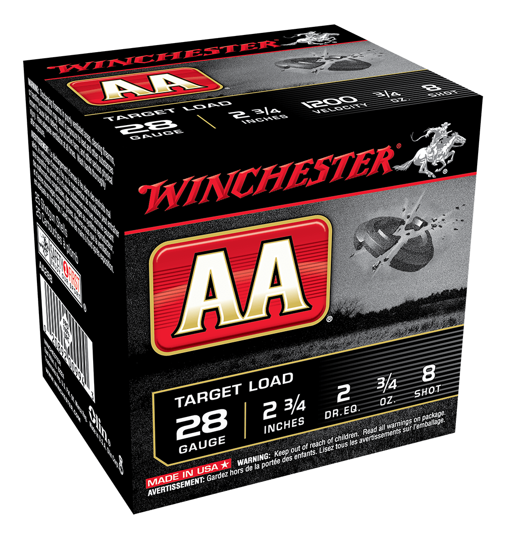 Winchester AA Target 28G 8 2-3/4