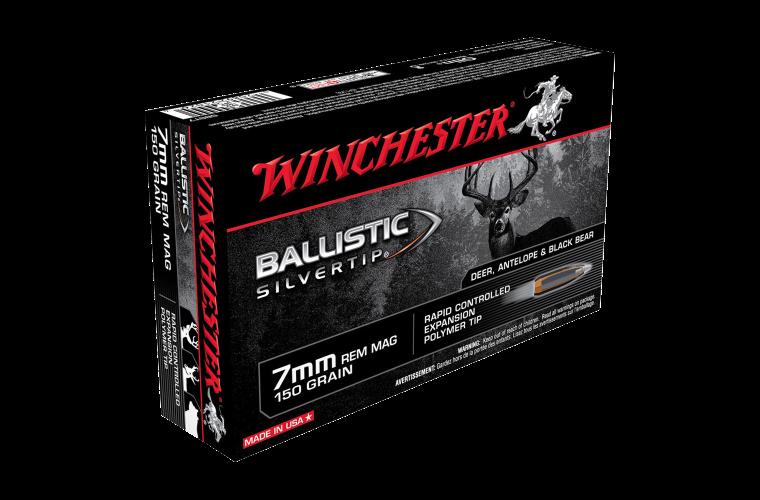Winchester Ballistic ST 7MMRM 150gr PT