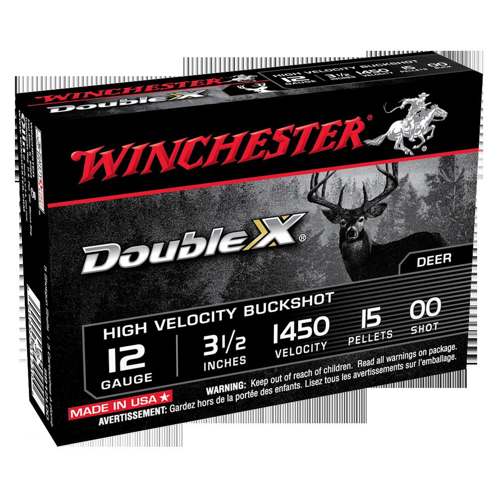 Winchester Supreme 12G OO 3-1/2