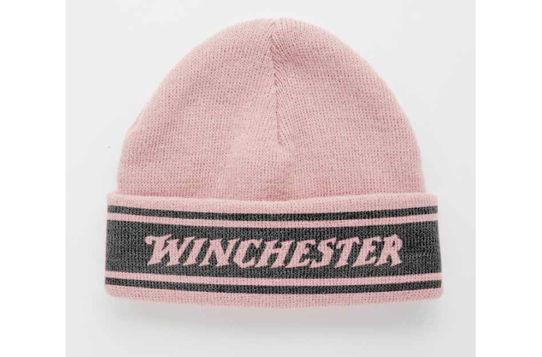 Winchester Ladies Beanie Pink