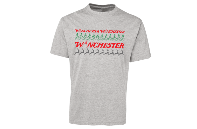 Winchester Christmas Tee L