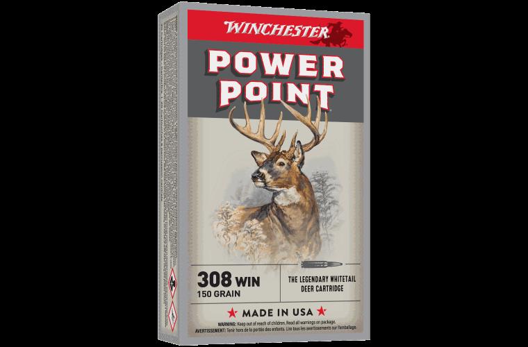 Winchester Super X 308Win 150gr PP