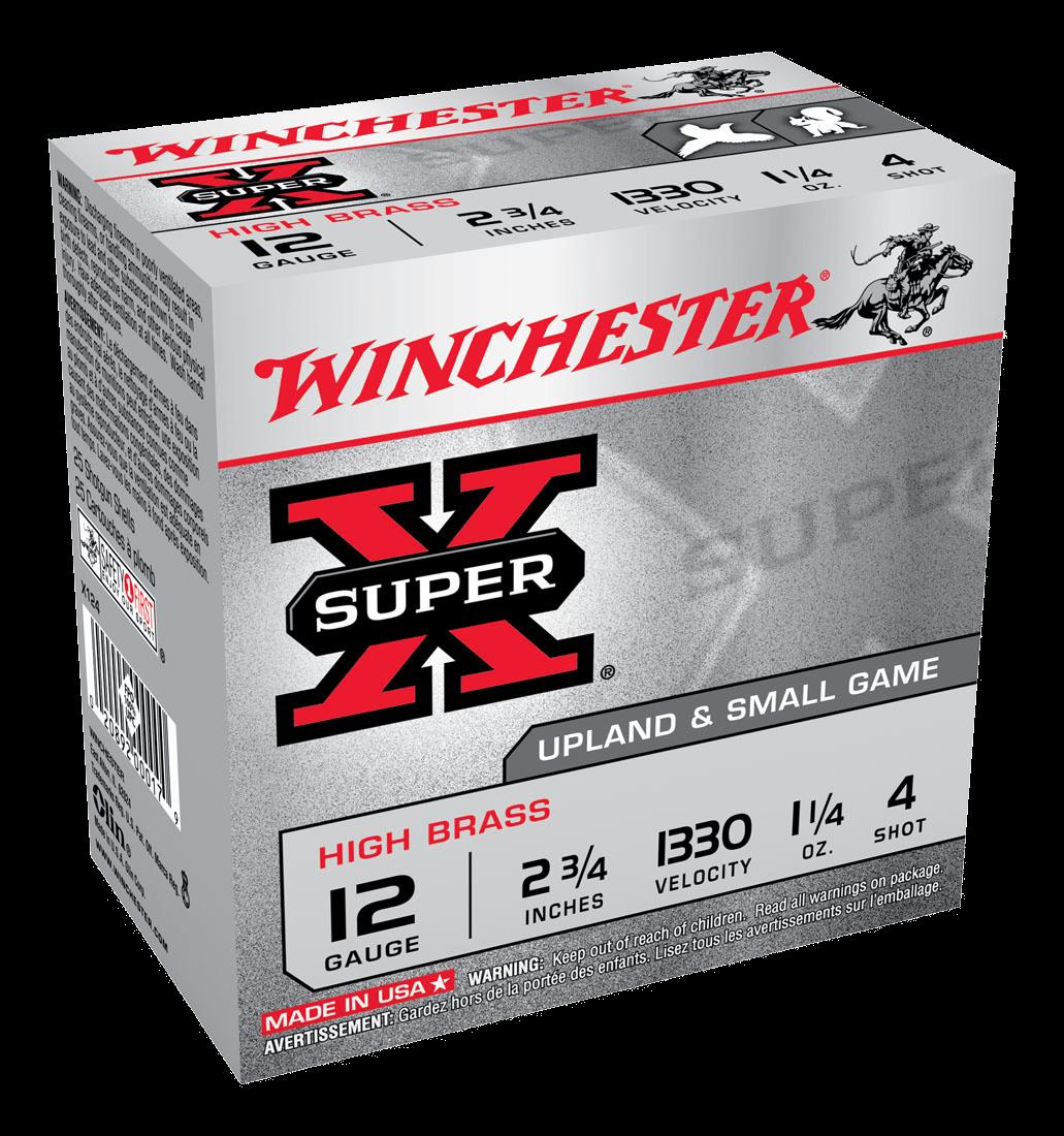 Winchester Super X HS 12G 4 2-3/4
