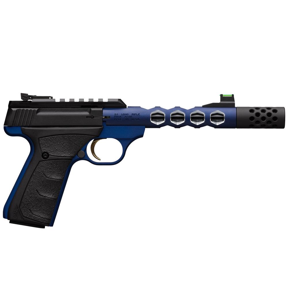 Browning Buck Mark Vision Blue 22LR 10rnd