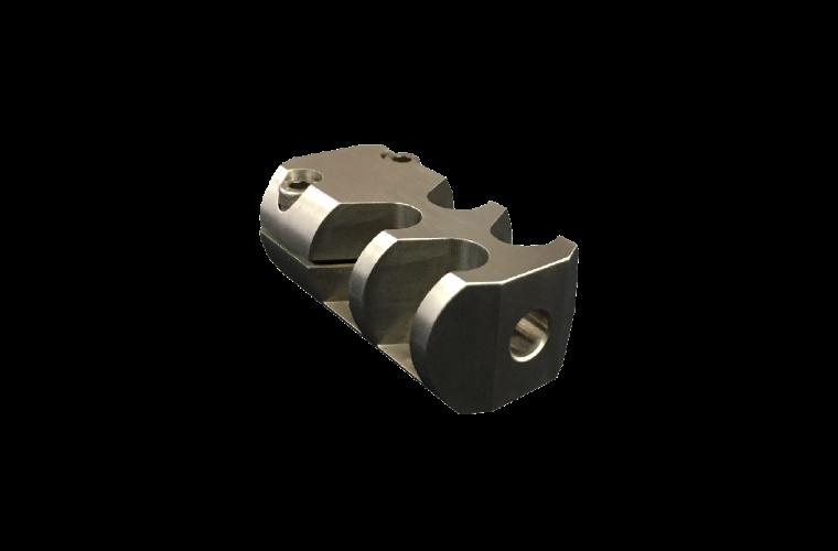 Grizzly Brake Tac Square M18x1P SS