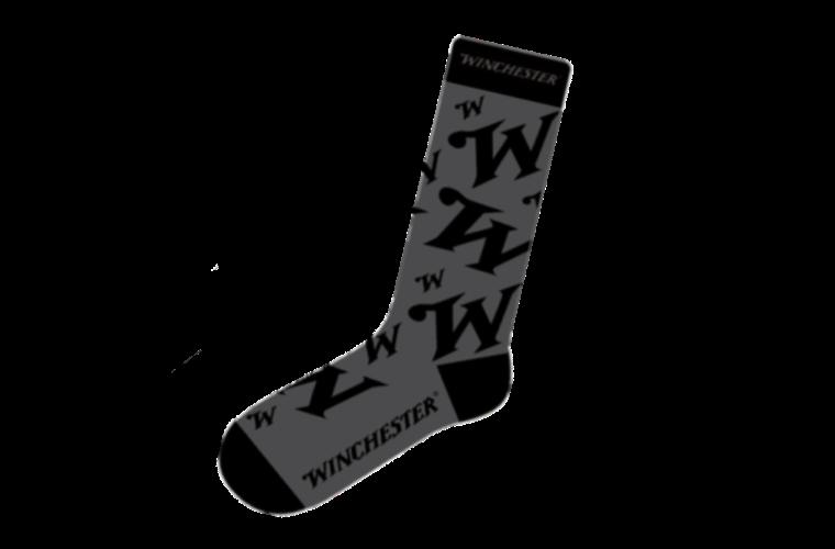 Winchester Grey Socks