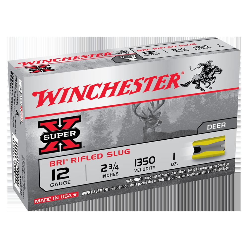 Winchester Super X 12G Sabot slug 2-3/4