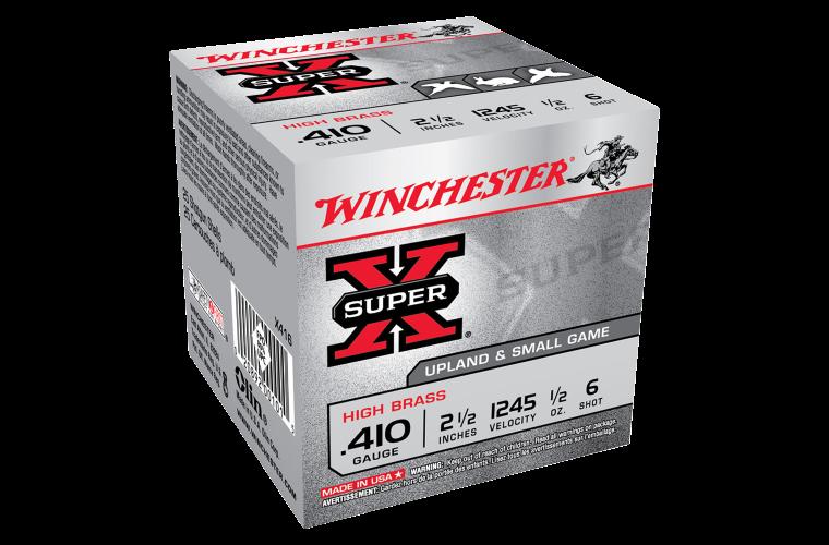 Winchester Super X 410G 6 2-1/2
