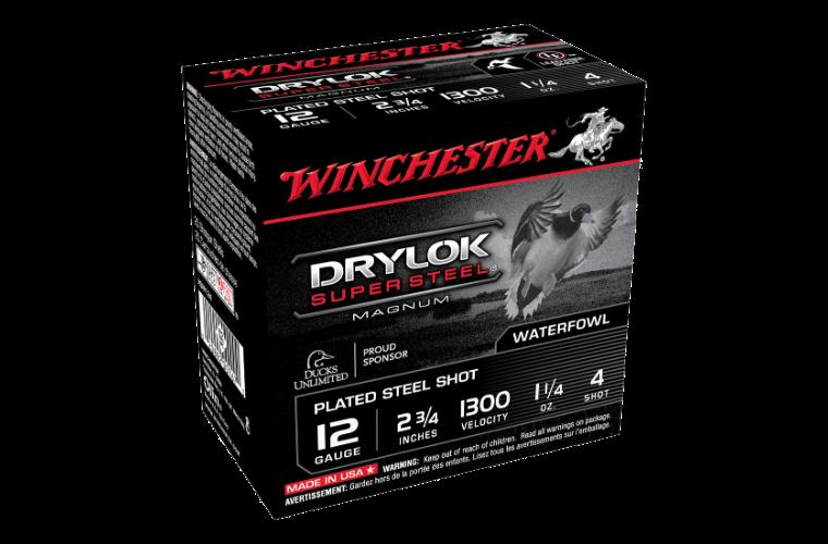 Winchester Drylok 12G 4 2-3/4