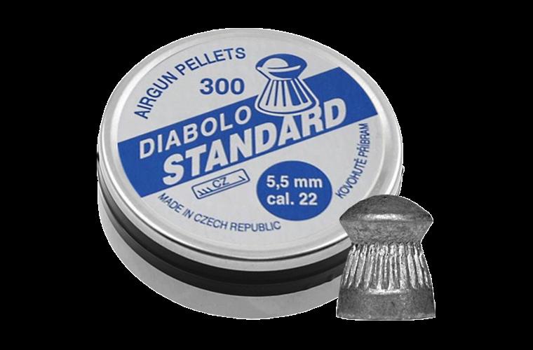 Diabolo Standard .22 300pcs