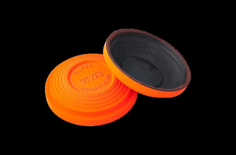 Vivaz Orange Clay Targets Resin (150)