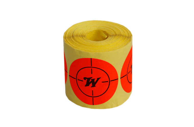 Winchester Target Sticker 50mm (250 roll)