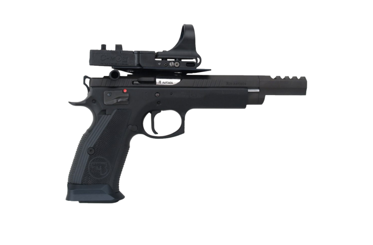 CZ 75 Czechmate 9MM 130mm, 3 S/Mags 10rnd Mag