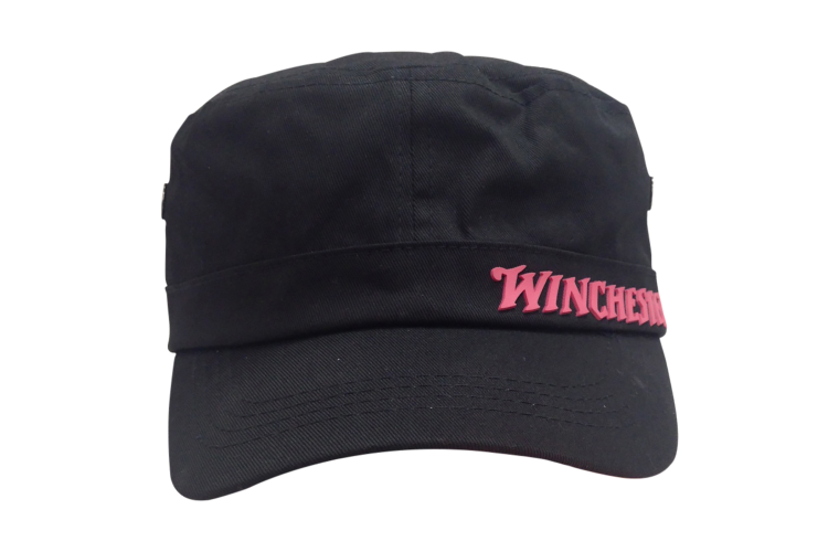 Winchester Cap Military Blk/Pink