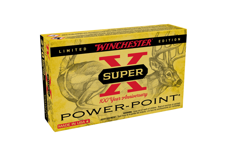 Winchester Super X 100th Anniversary 270Win 150gr PP
