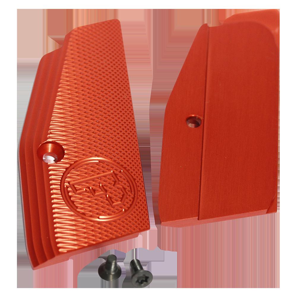 CZ 75 SP-01 Short Grips Red