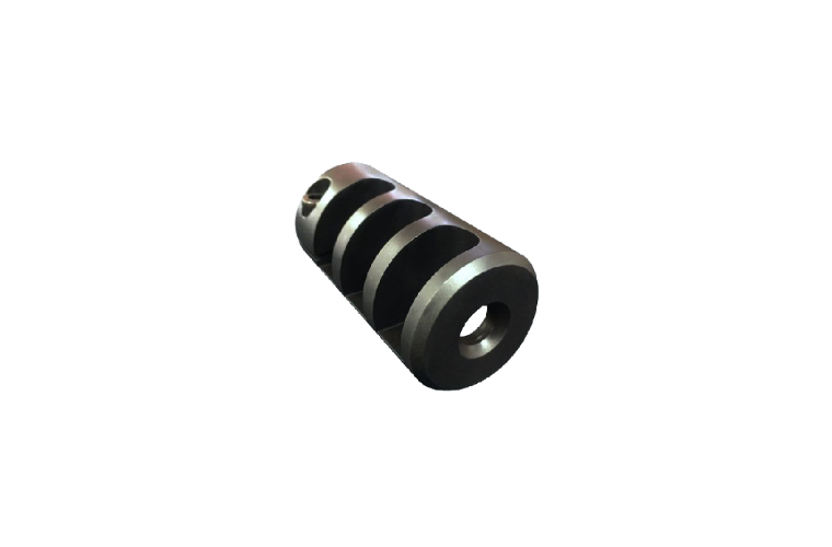 Grizzly Brake Tac Round 5/8x24 Blued