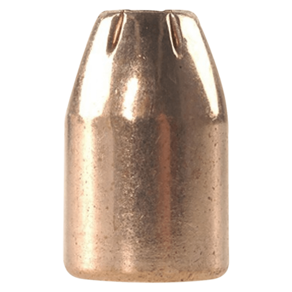 Winchester projectile 40S&W 180gr JHP Notched