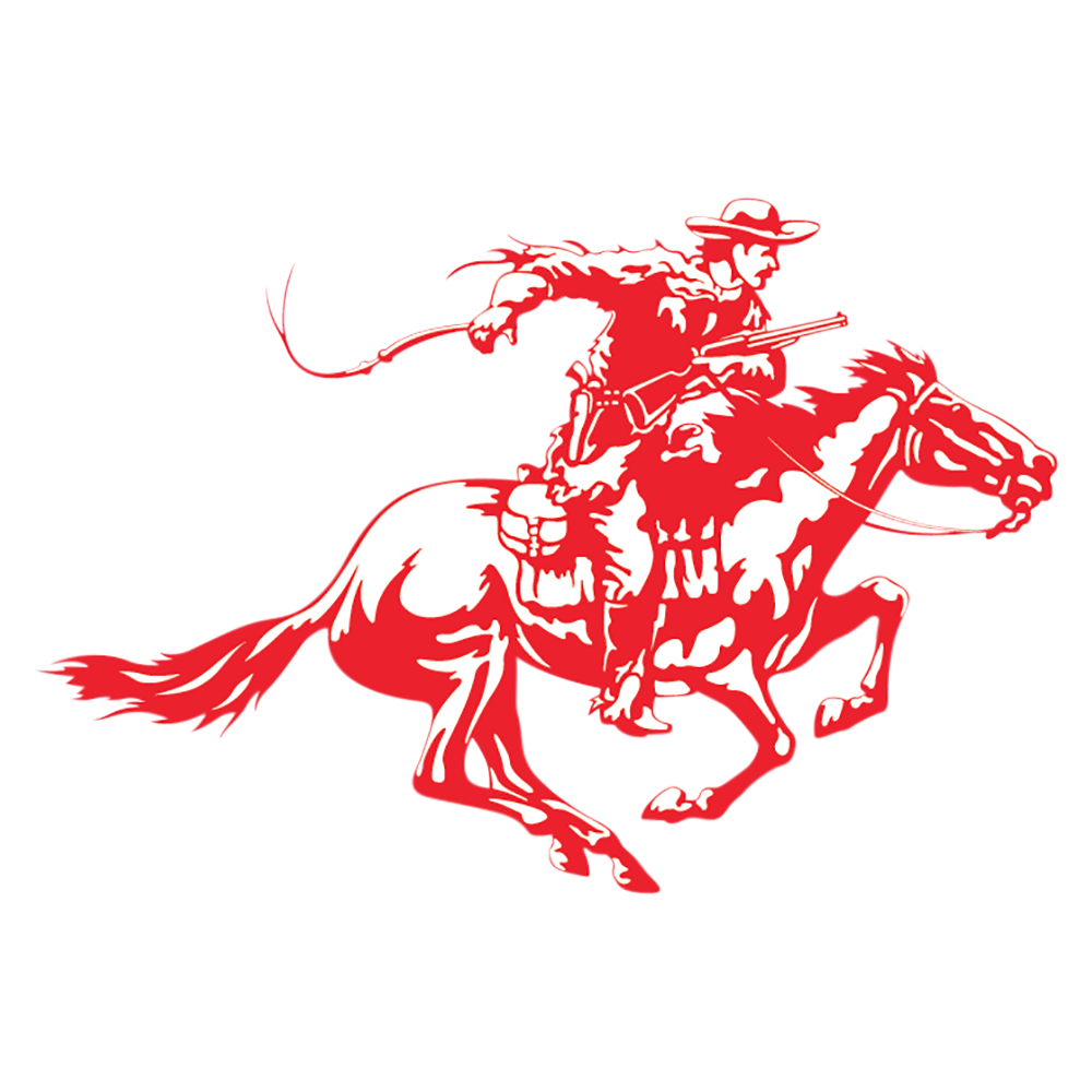Winchester Horse Decal