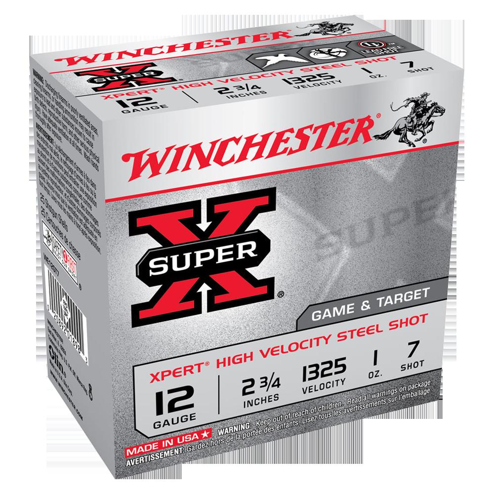 Winchester Xpert Target 12G 7 2-3/4