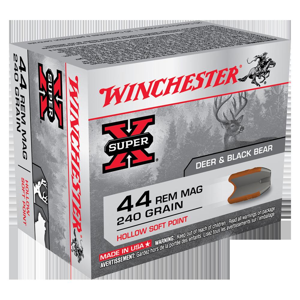 Winchester Super X 44RM 240gr HSP