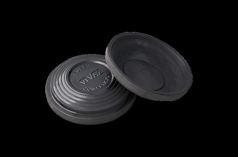 Vivaz Black Clay Targets (150)