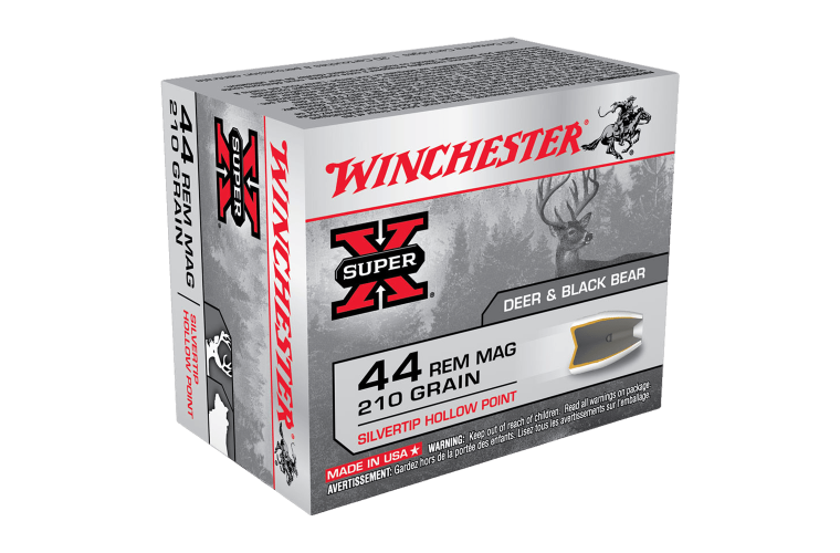 Winchester Super X 44RM 210gr STHP