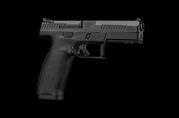 CZ P-10 F Poly 9MM 120mm 1 S/Mag 10rnd
