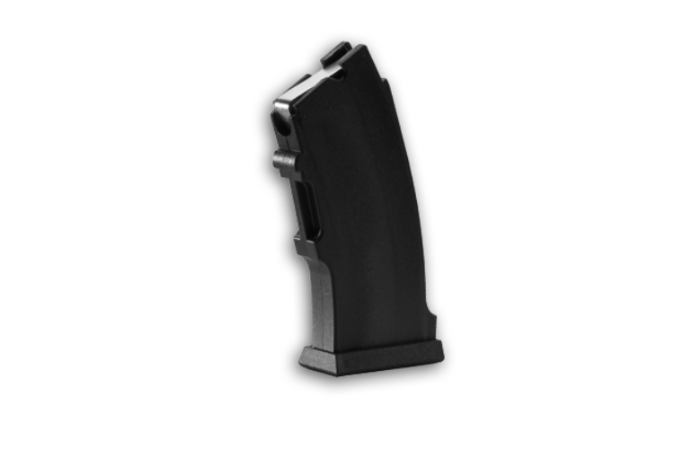 CZ 455-512-457-515 17HMR/22WMR 10rnd Magazine Polymer