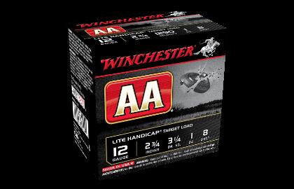 Winchester AA Lite Handicap 12G 8 2-3/4