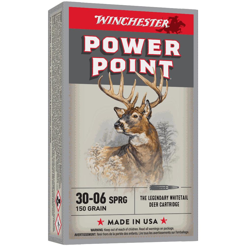 Winchester Super X 30-06Sprg 150gr PP