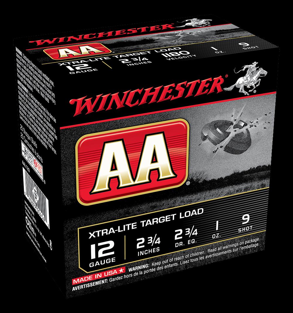 Winchester AA Xtra Lite 12G 9 2-3/4