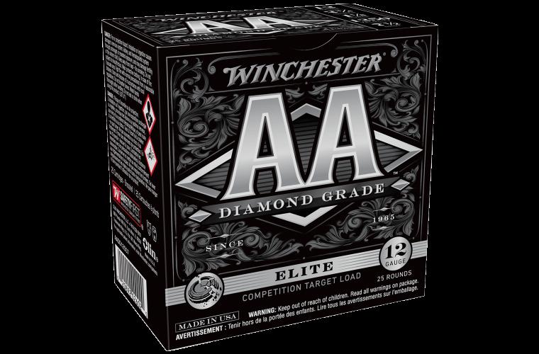 Winchester AA Diamond Grade 12G 7.5 2-3/4