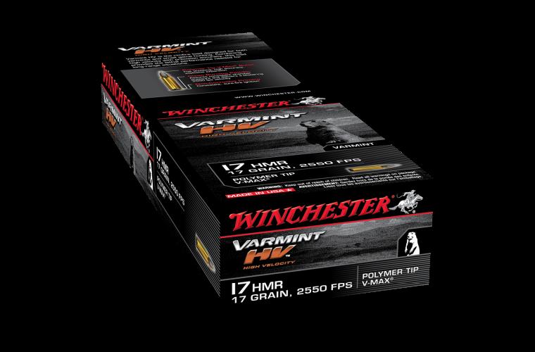 Winchester Varmint HV 17HMR 17gr
