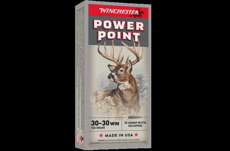Winchester Super X 30-30Win 150gr PP