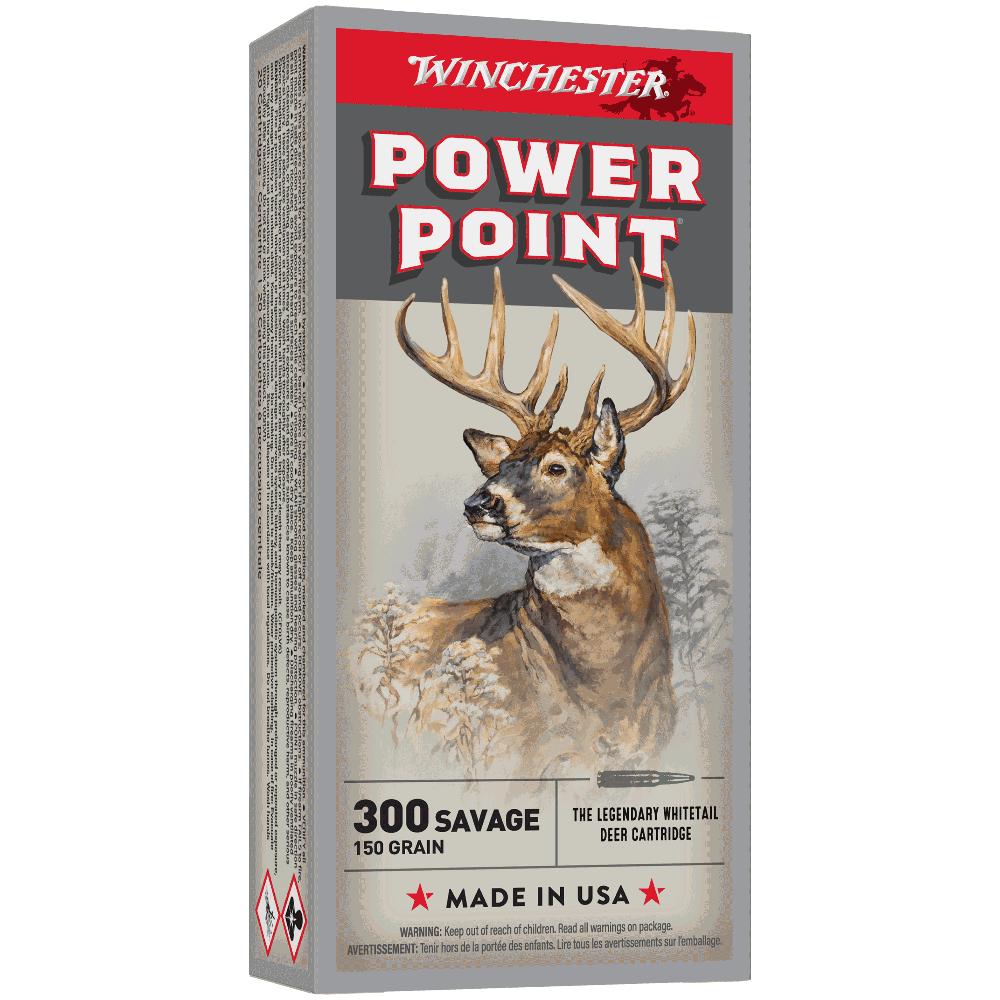 Winchester Super X 300 Savage 150gr PP
