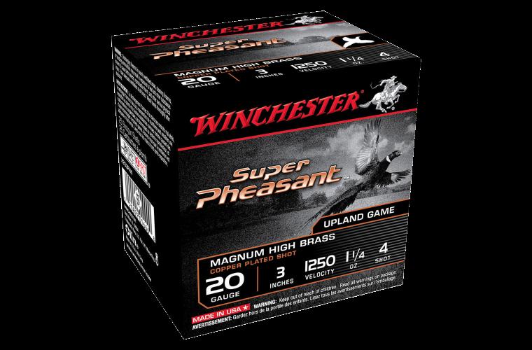 Winchester Super X Pheasant 20G 4 3