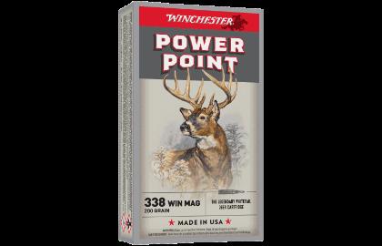 Winchester Super X 338WM 200gr PP