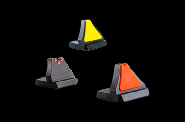Recknagel Folding Front Sight Element